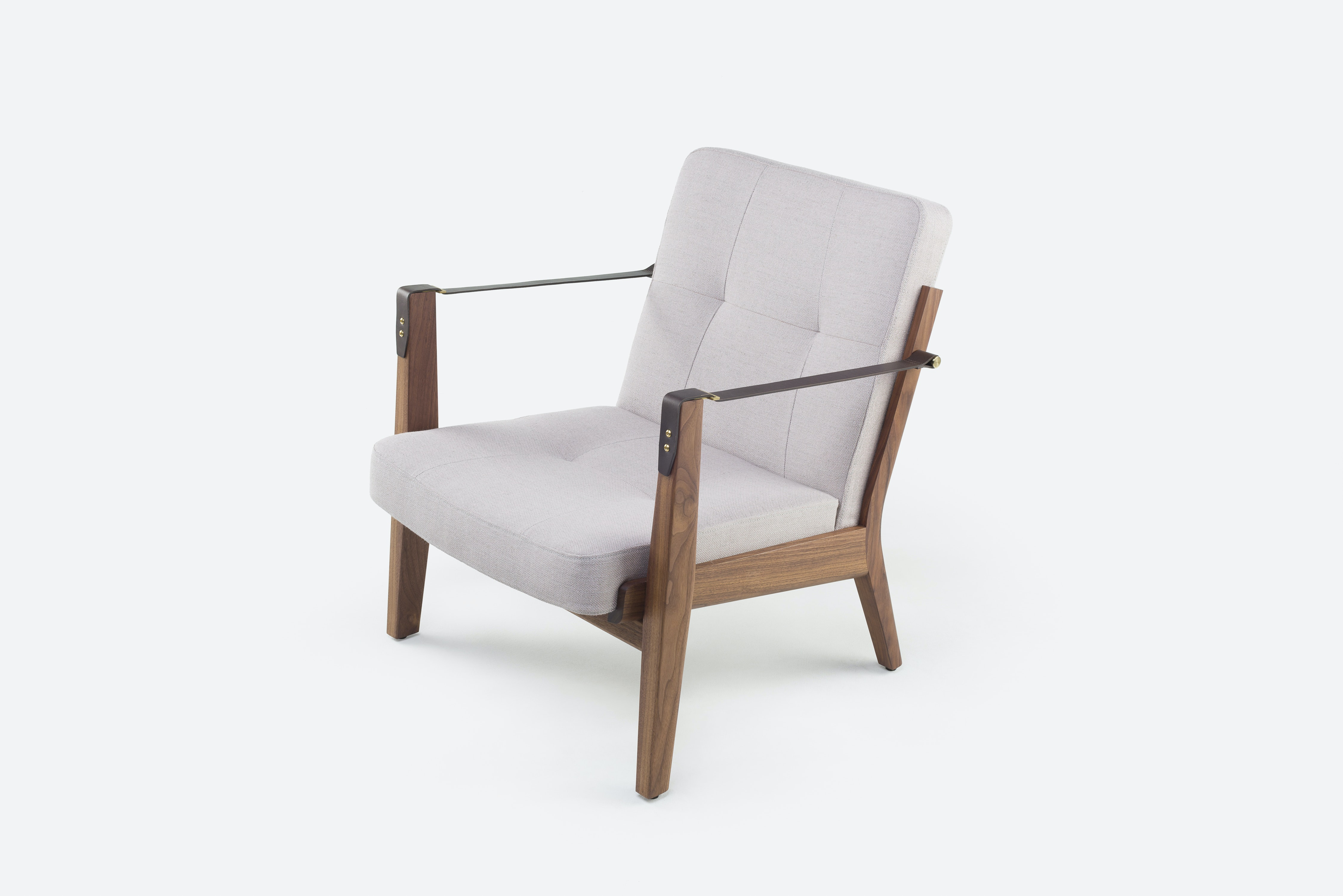 Capo Lounge Armchair By Neri Hu 1