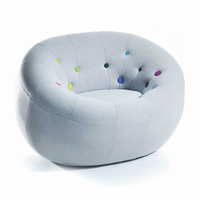 Deadgood-capsule-chair-gray-haute-living