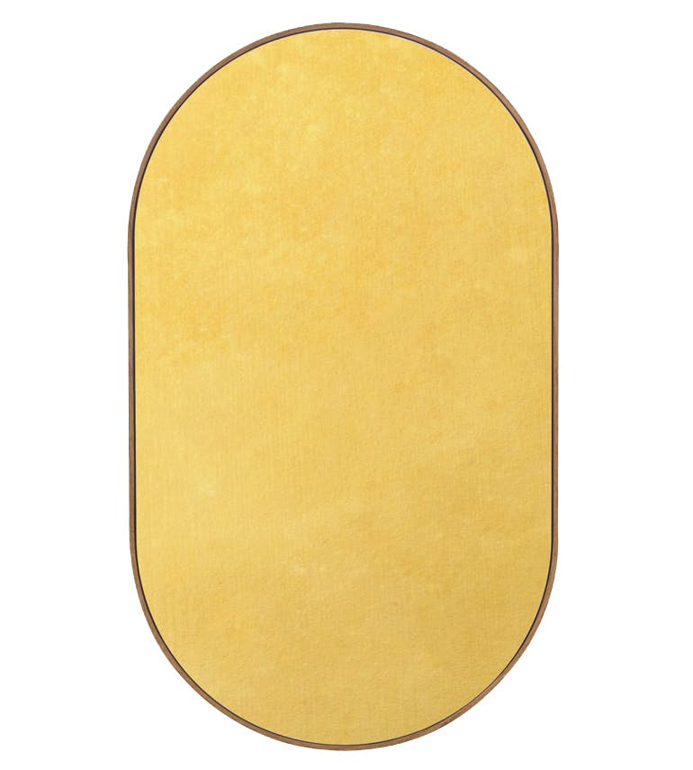 Bower Studios Capsule Mirror Antique Gold Thumb