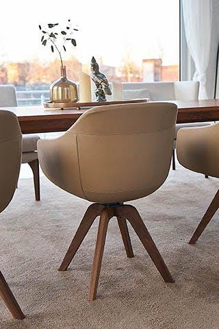 Jab Anstoetz Cara Dining Chair Back Insitu Haute Living