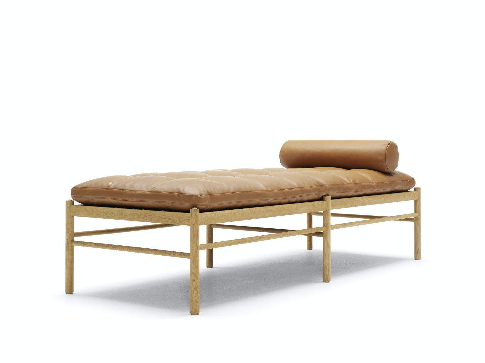 Ow150 Daybed Brown Leather 04 1600X1600
