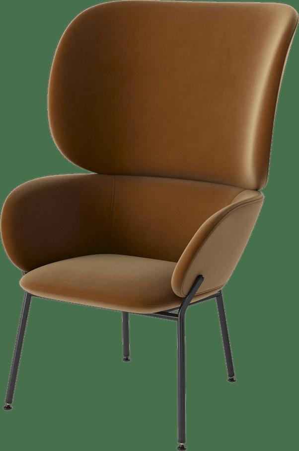 bolia gold carmen armchair haute living