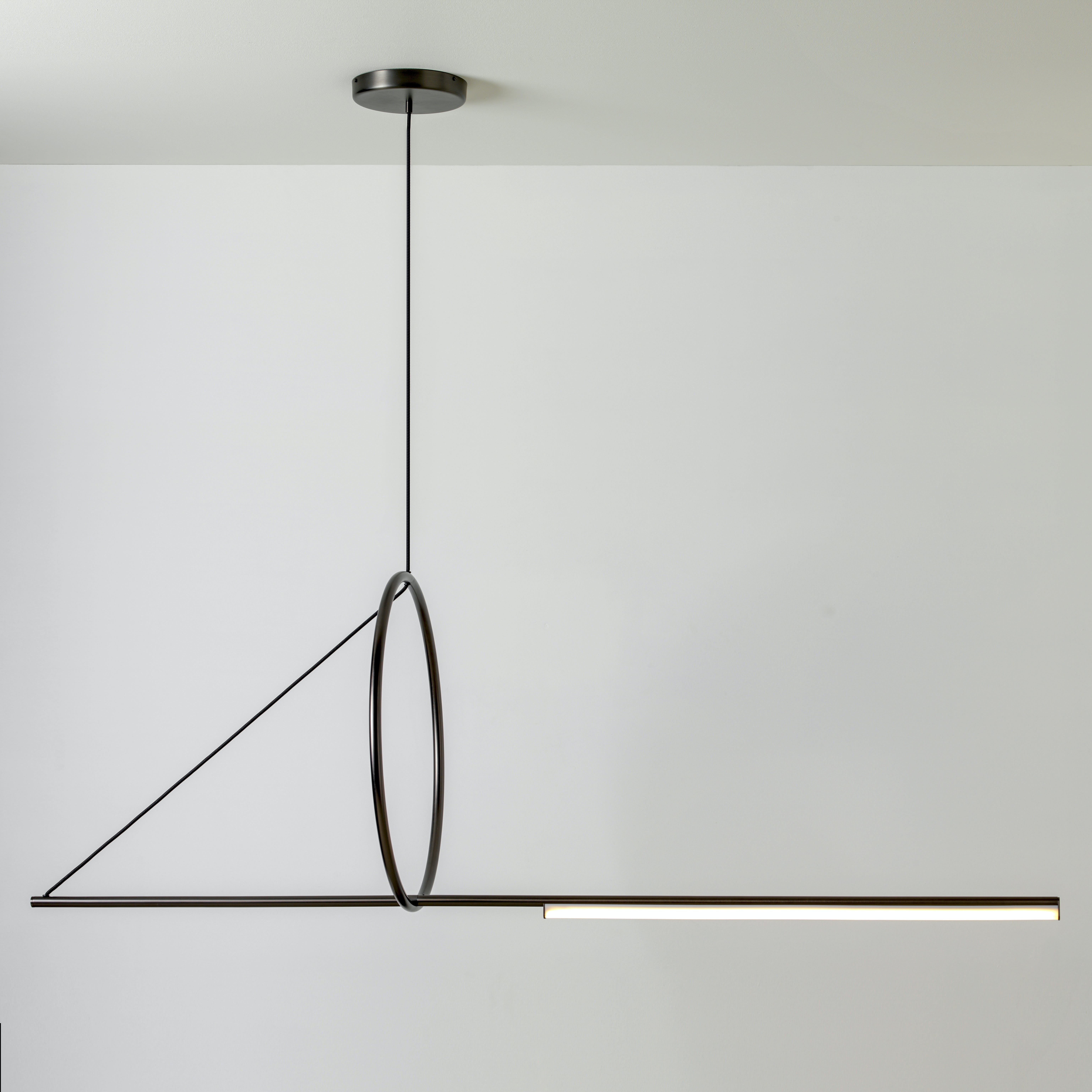 Cvl Luminaires Cercle Suspension Haute Living Thumbnail