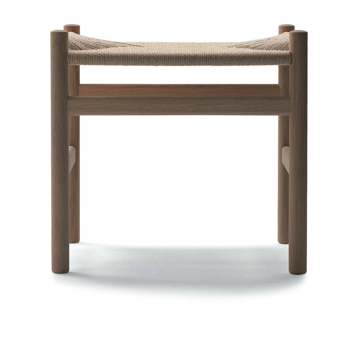 Carl-hansen-son-stool-ch53-haute-living