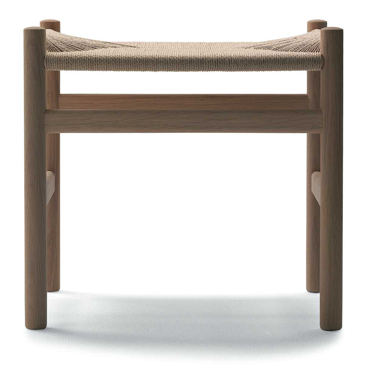 Carl-hansen-son-stool-ch53-haute-living