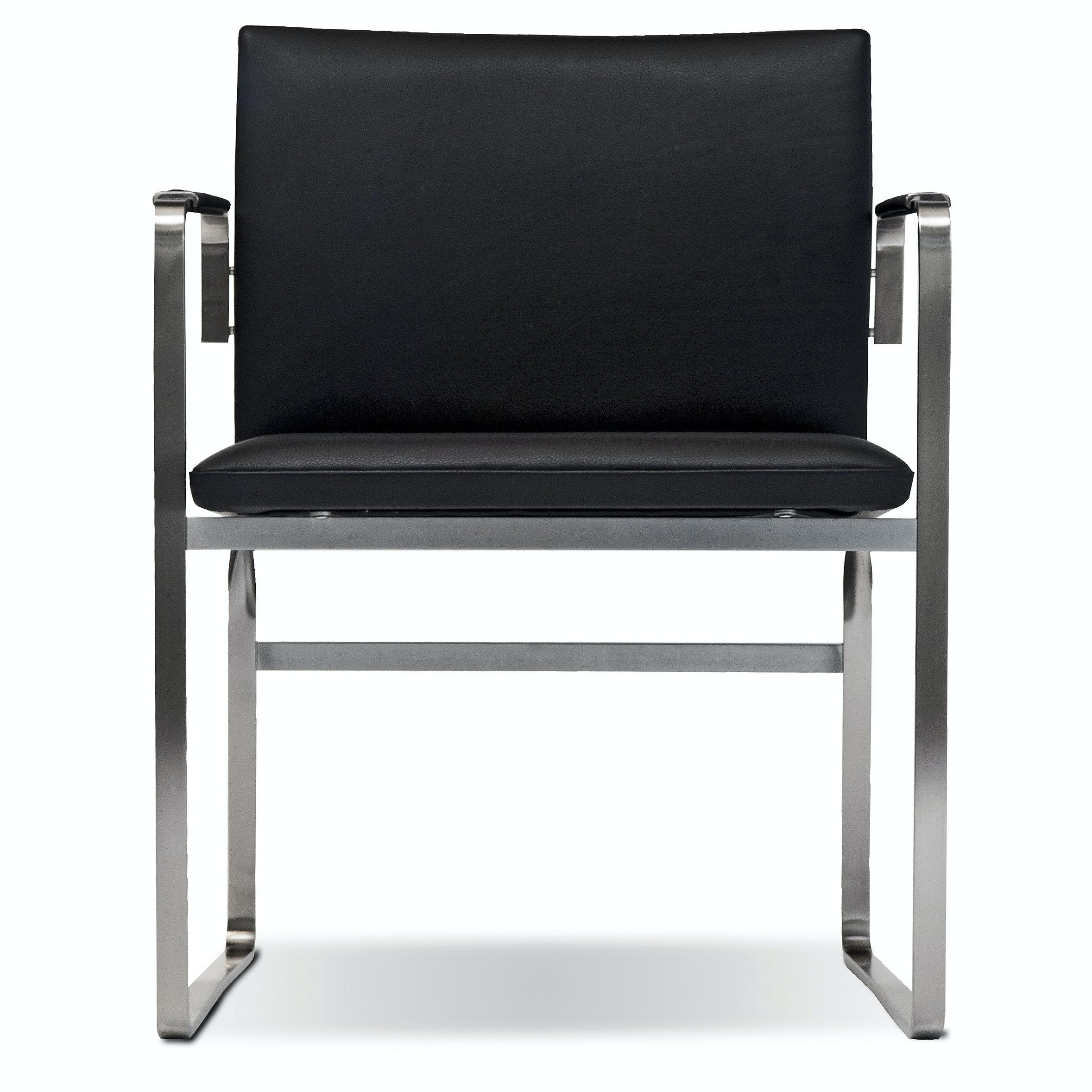 Carl-hansen-son-black-front-CH111-haute-living