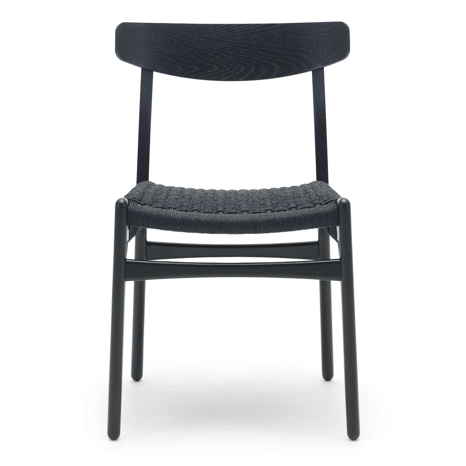 Carl-hansen-son-front-black-ch23-haute-living