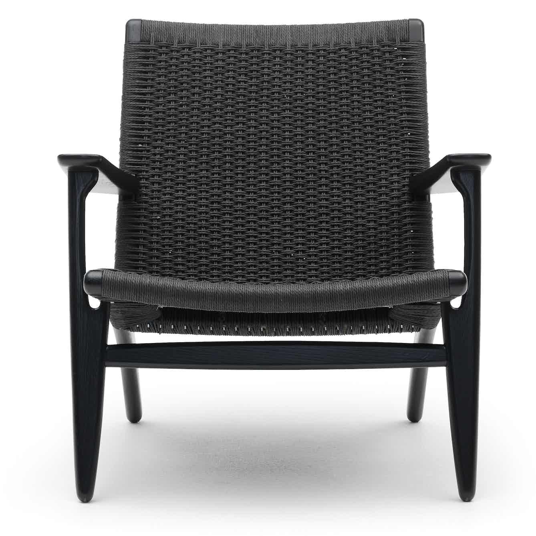 Carl-hansen-front-black-ch25-haute-living