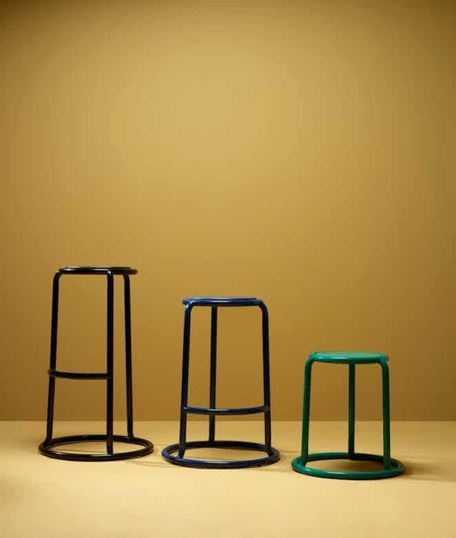 Matter made champ counter stool insitu haute living