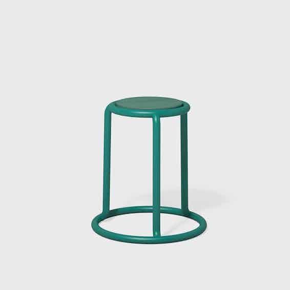 Matter made champ stool green haute living