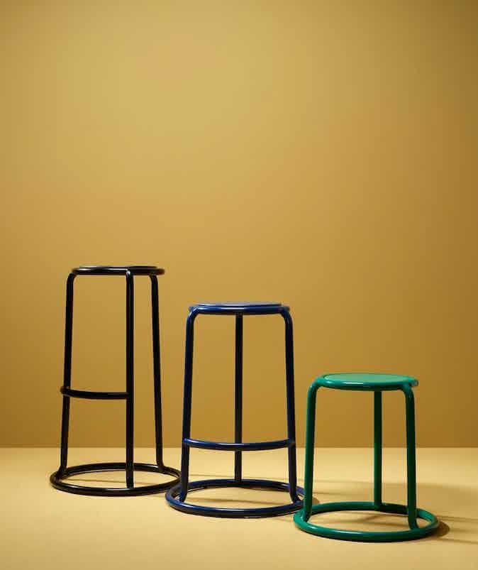 Matter made champ stool insitu trio haute living