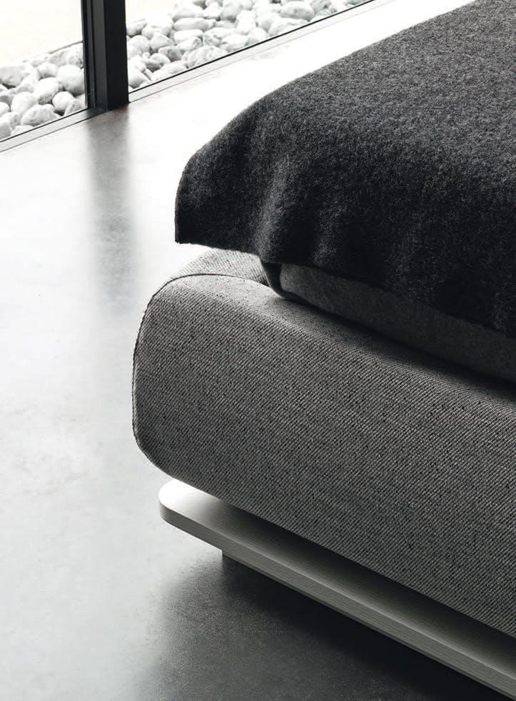 Giellesse Charme Bed Base Detail Haute Living