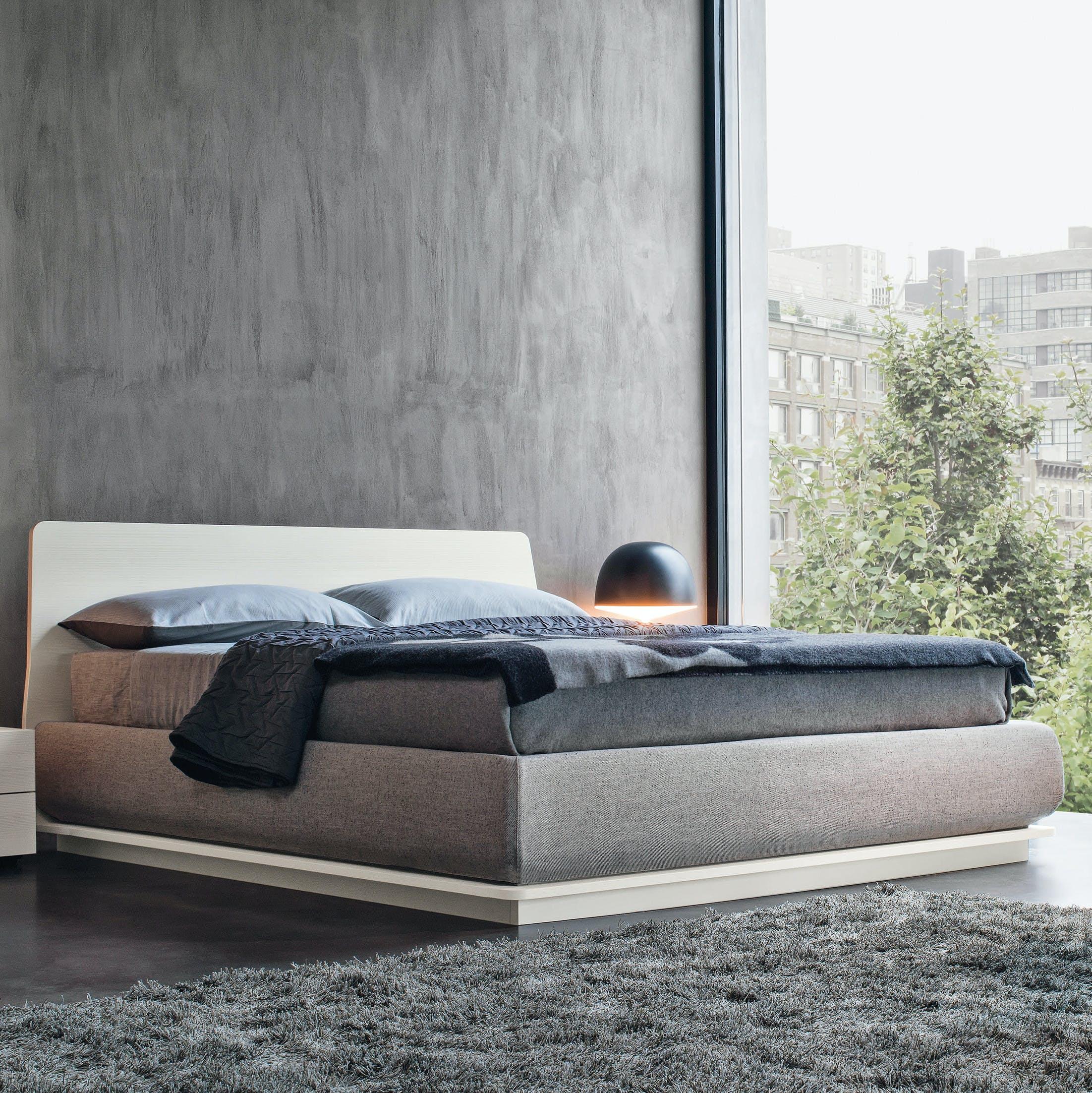 Giellesse Charme Bed Full Angle Haute Living