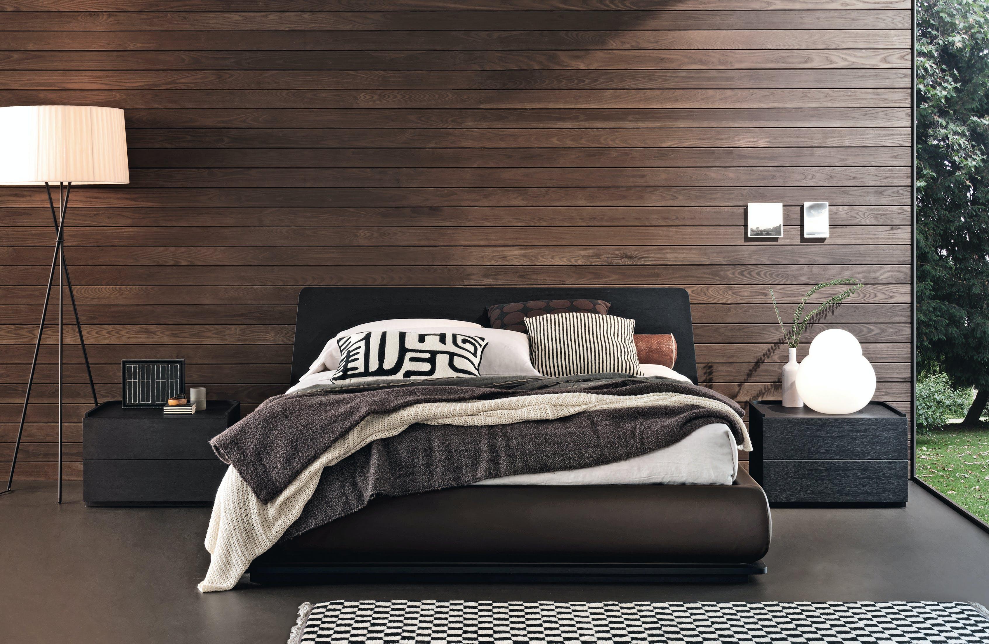 Giellesse Charme Bed Full Front Haute Living