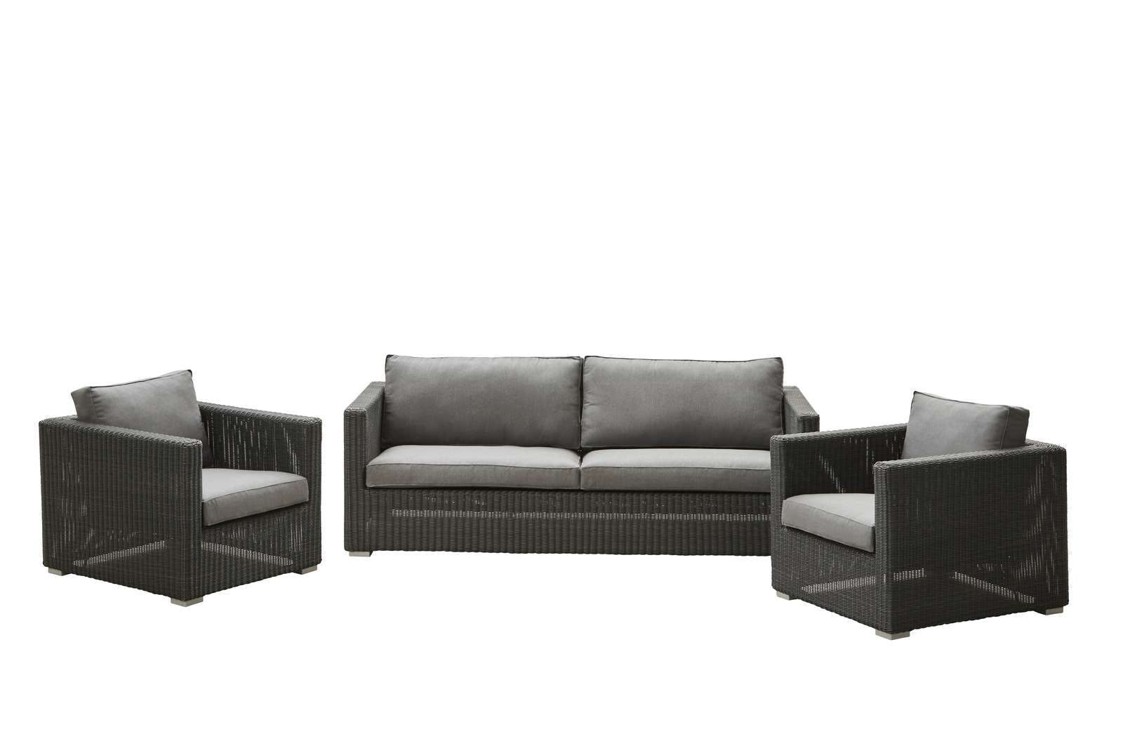 Chester Sofa Lounge Chair Graphite Grey 1600Px