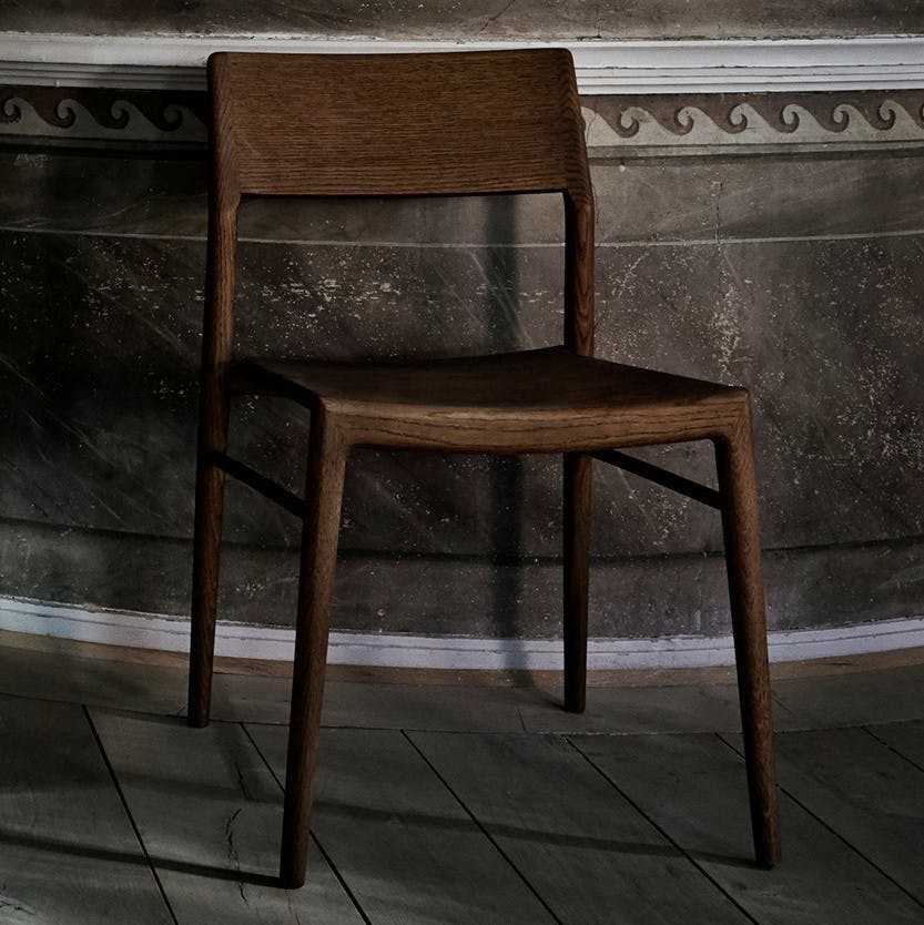 Bolia Brown Chicago Dining Chair Insitu Haute Living