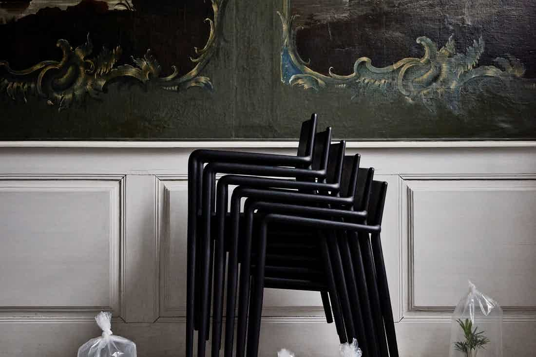 Bolia Chicago Dining Chair Stacked Haute Living