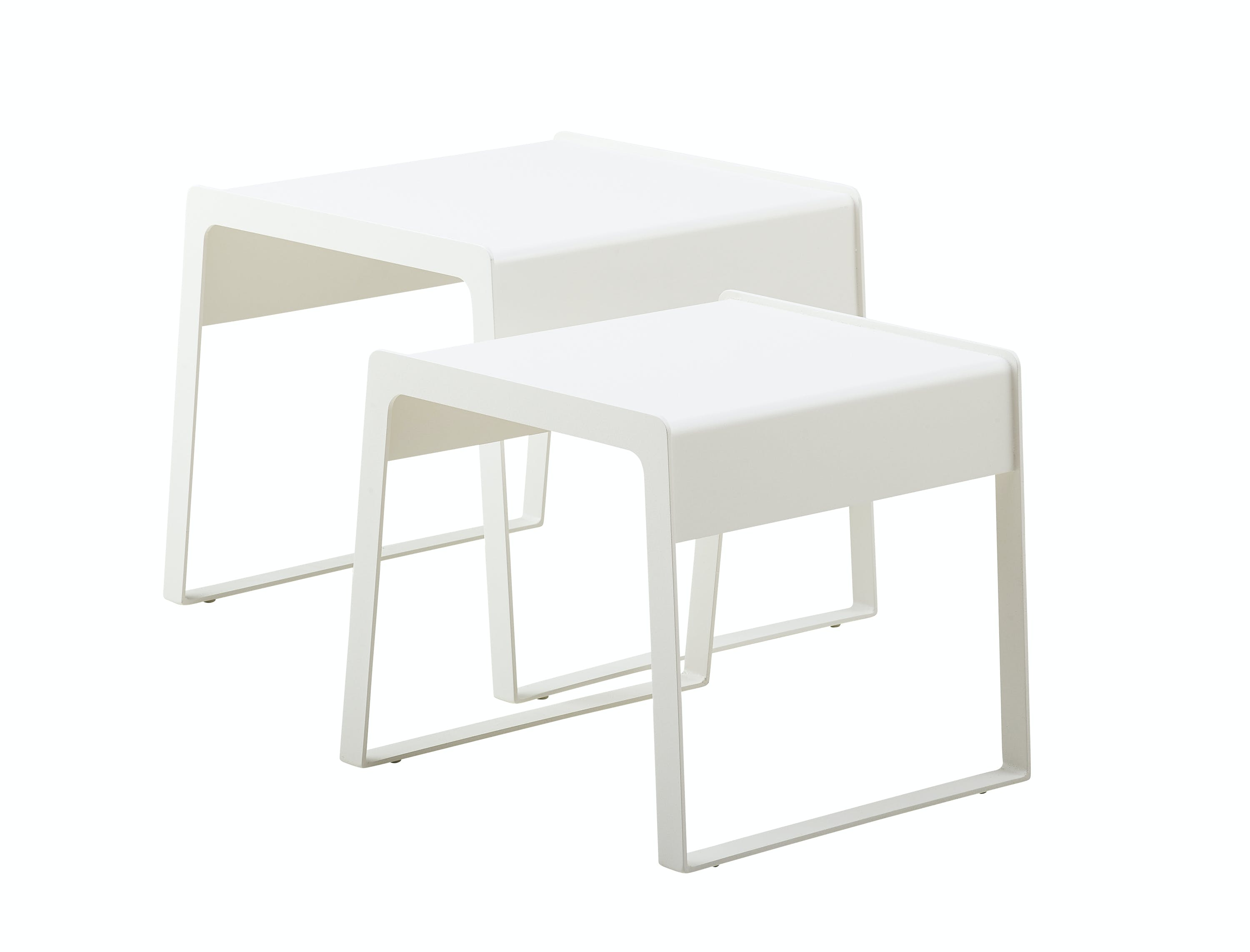 Chill Out Sidetables White2