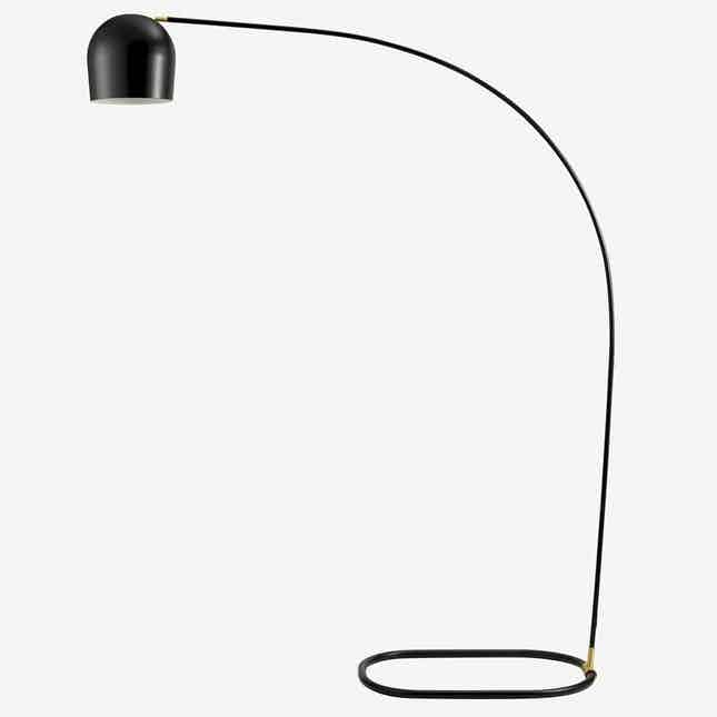 Bolia circle floor lamp haute living