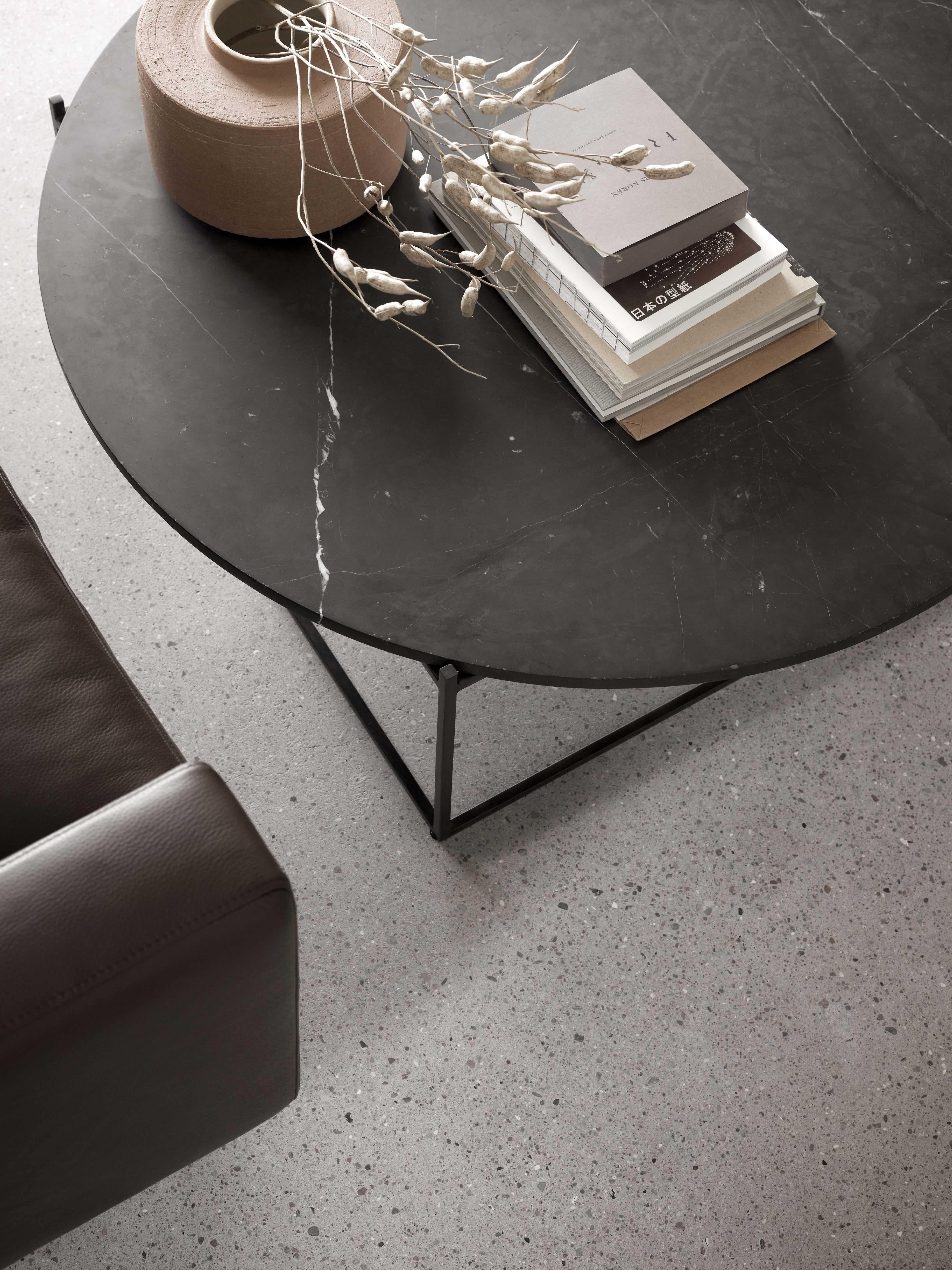 Wendelbo circle table top haute living