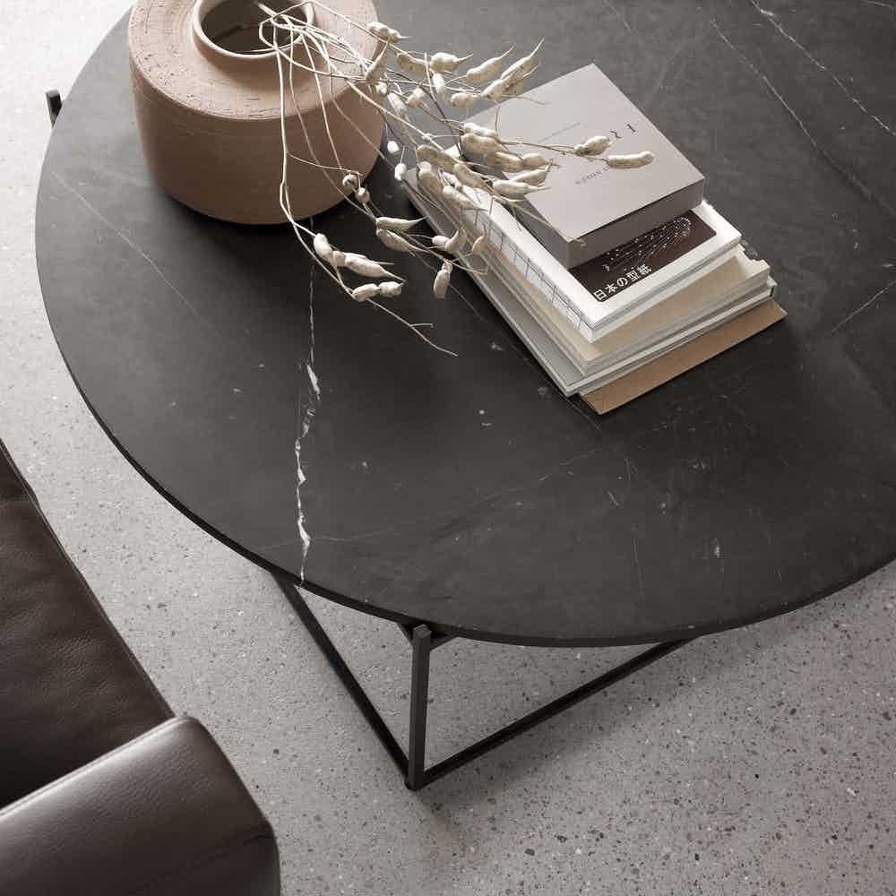 Wendelbo circle table top haute living 200128 195257