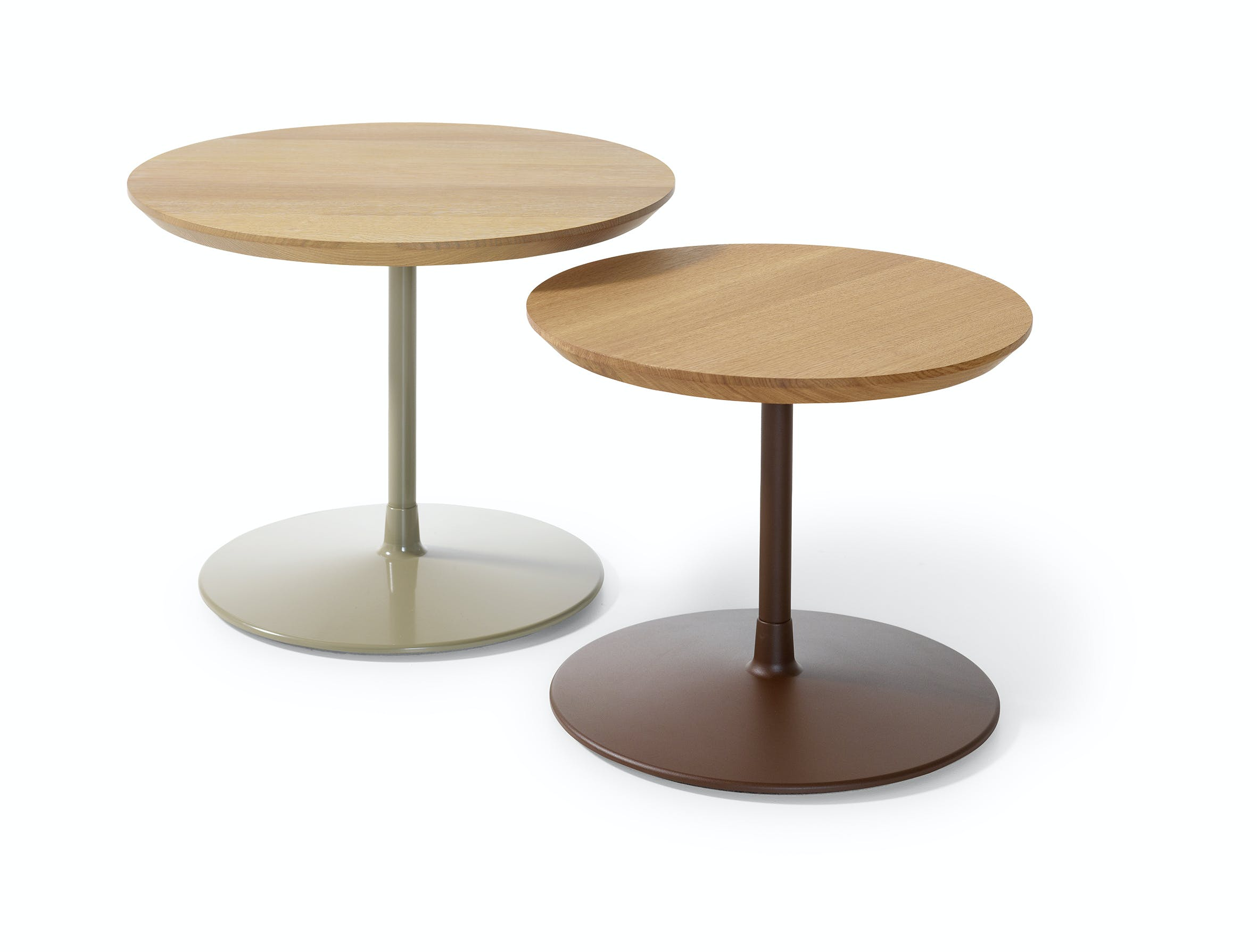Artifort Circle Table Pair