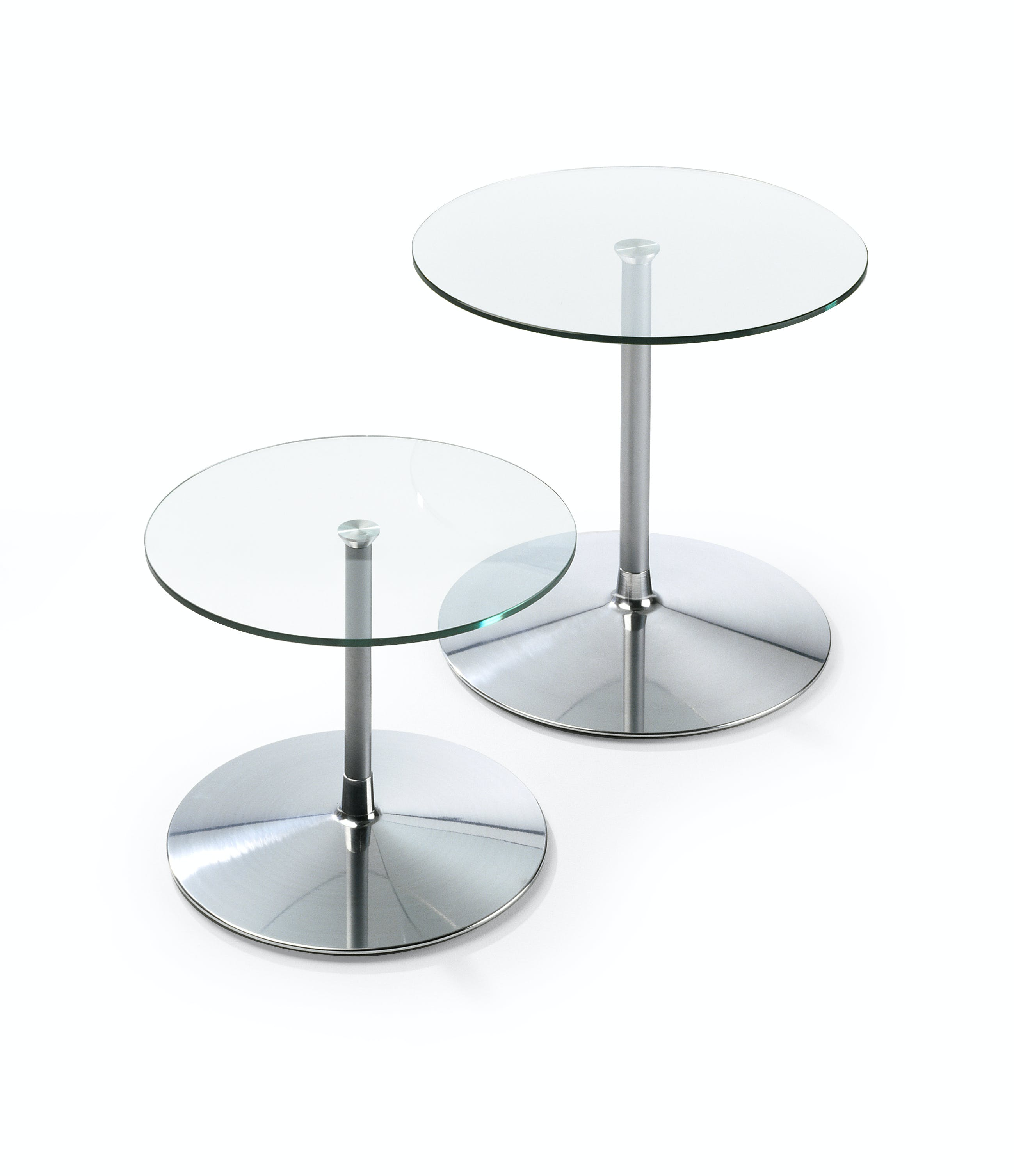 Artifort Clear Circle Table