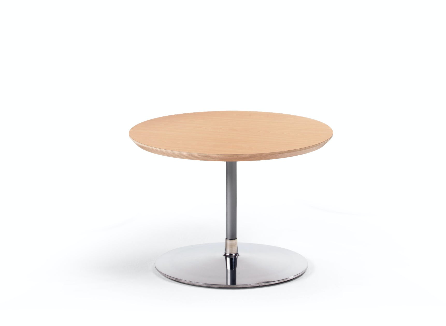 Artifort Oak Circle Table