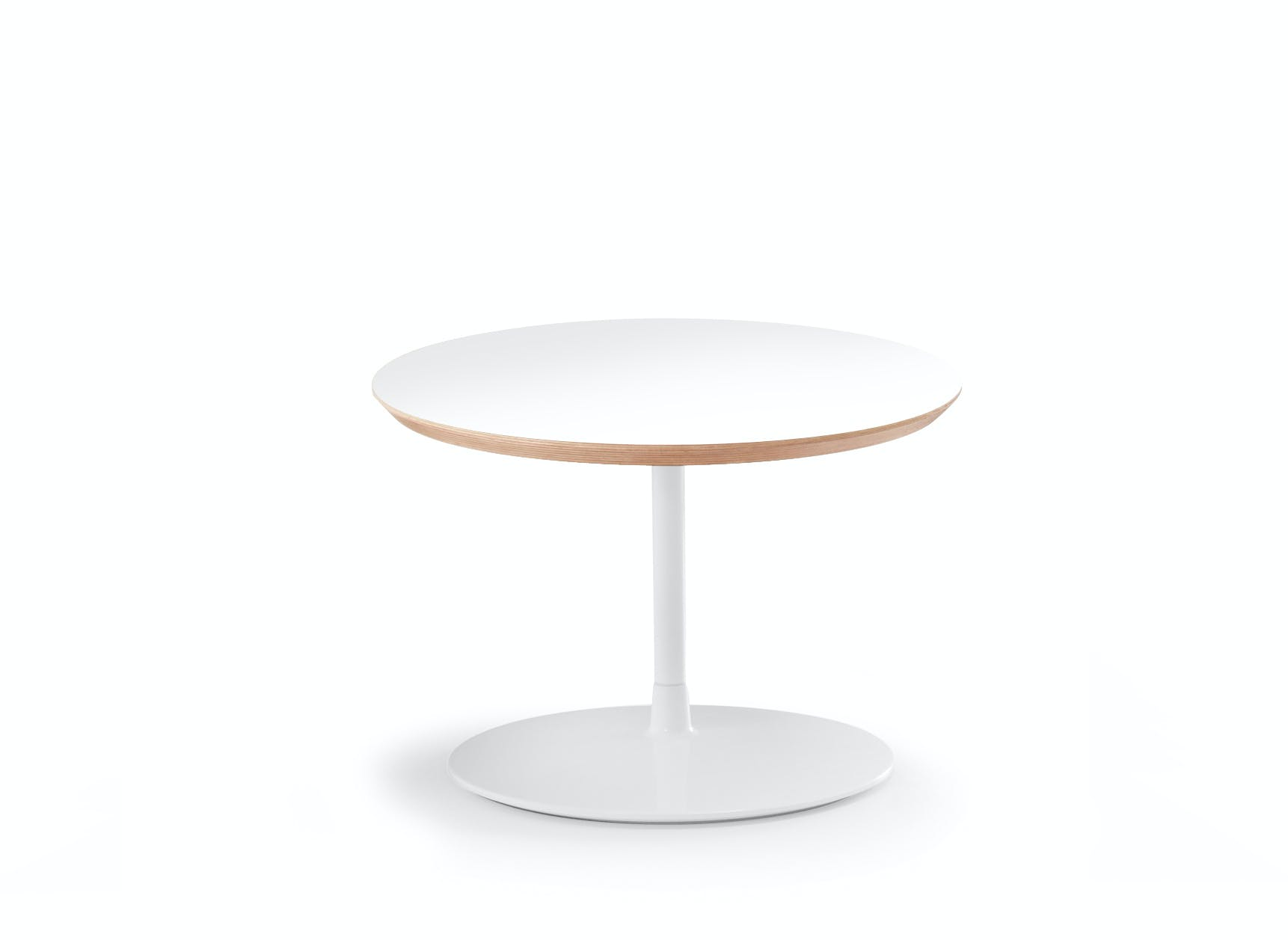 Artifort White Circle Table