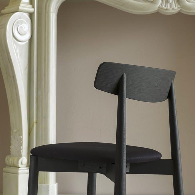 Miniforms Claretta Chair Black Haute Living