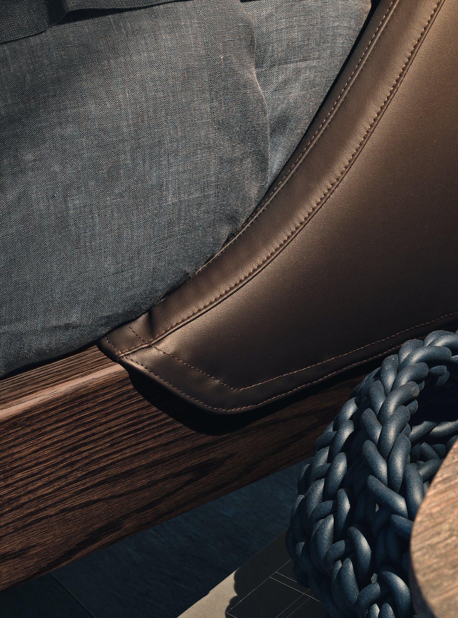 Giellesse Clark Bed Detail Haute Living