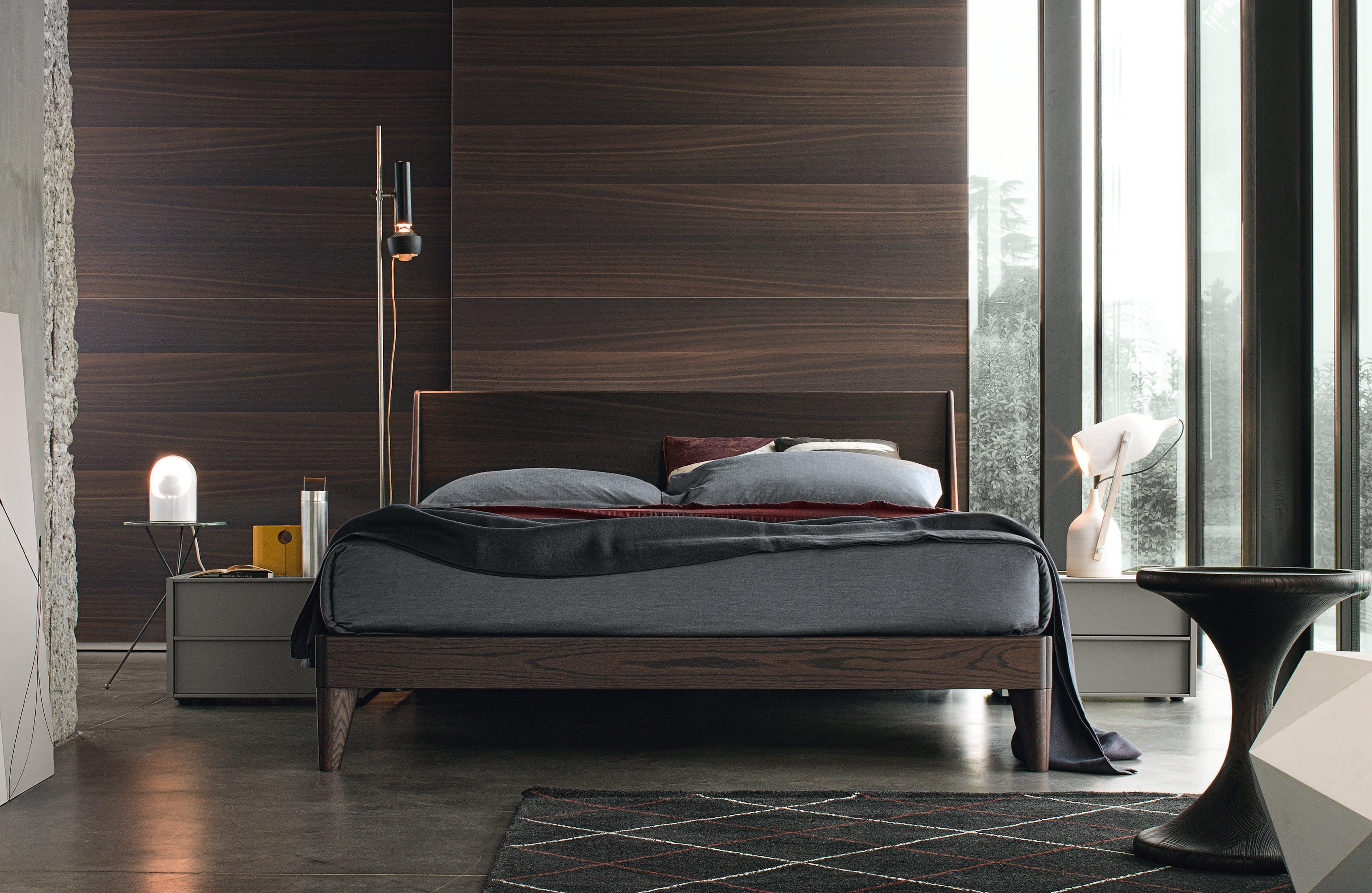 Giellesse Clark Bed Full Front Haute Living