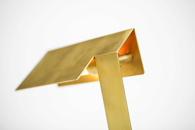 lambert & fils clark table lamp detail haute living