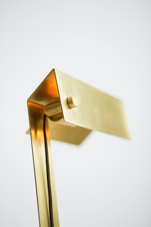 lambert et fils clark table lamp detail haute living
