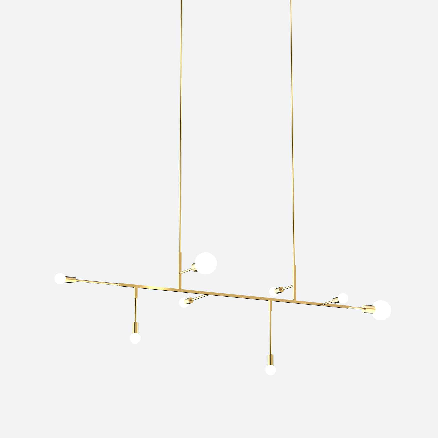 lambert & fils cliff 07 hanging light haute living