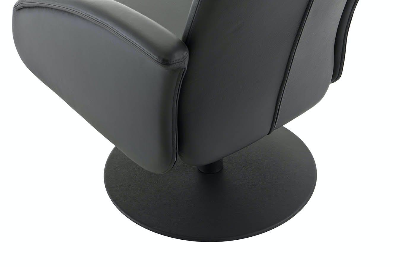 Jab Anstoetz Black Base Cliff Chair Haute Living