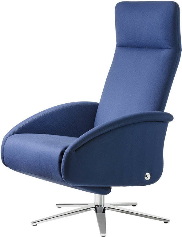 Jab Anstoetz Blue Cliff Armchair Haute Living