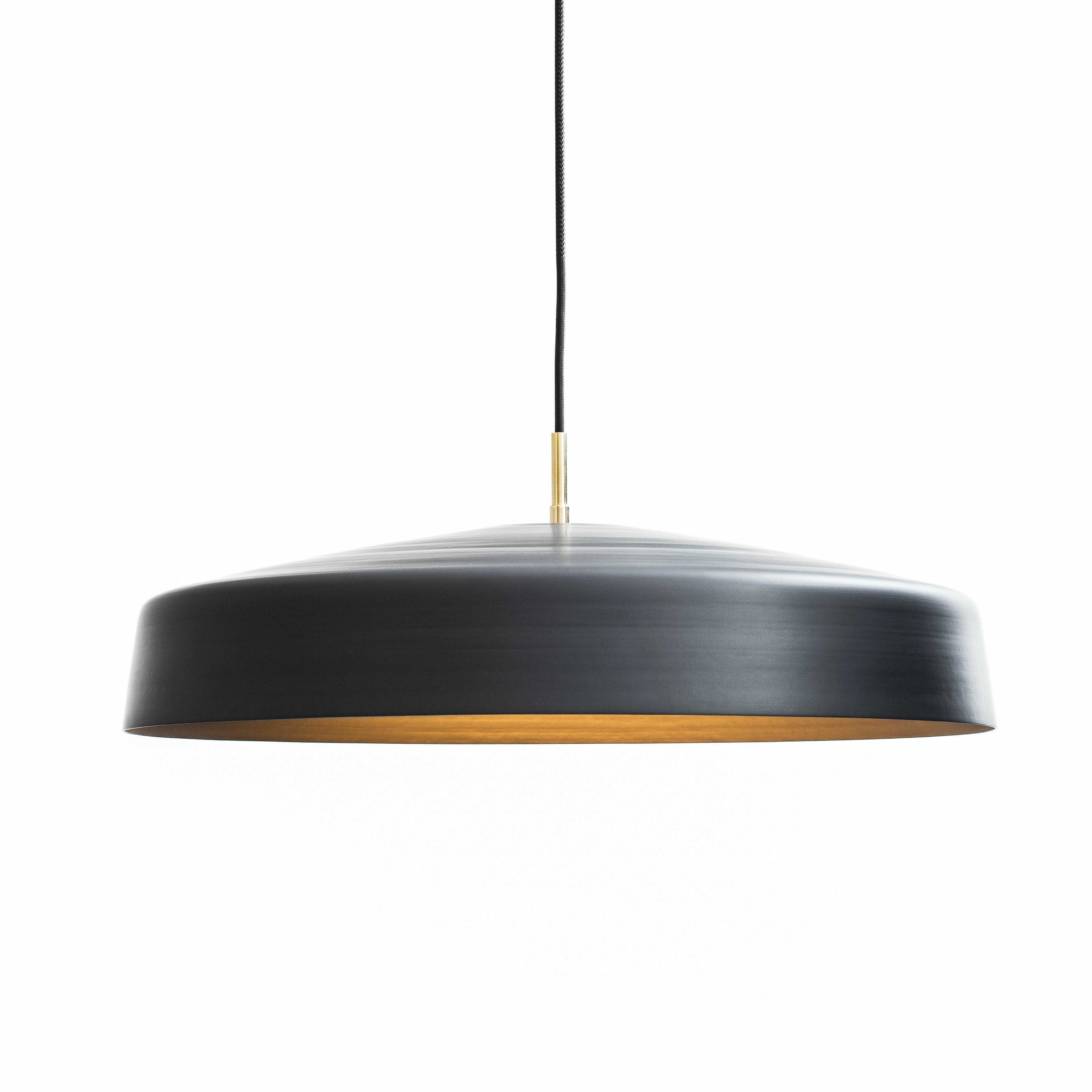 lambert & fils cliff dome lamp haute living