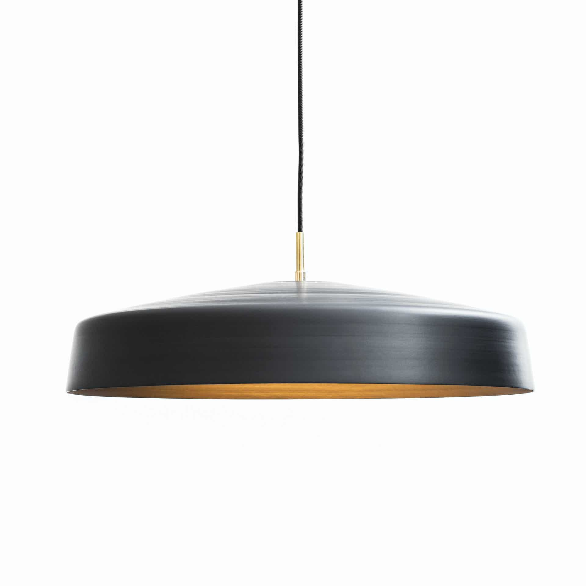 lambert & fils cliff dome lamp haute living