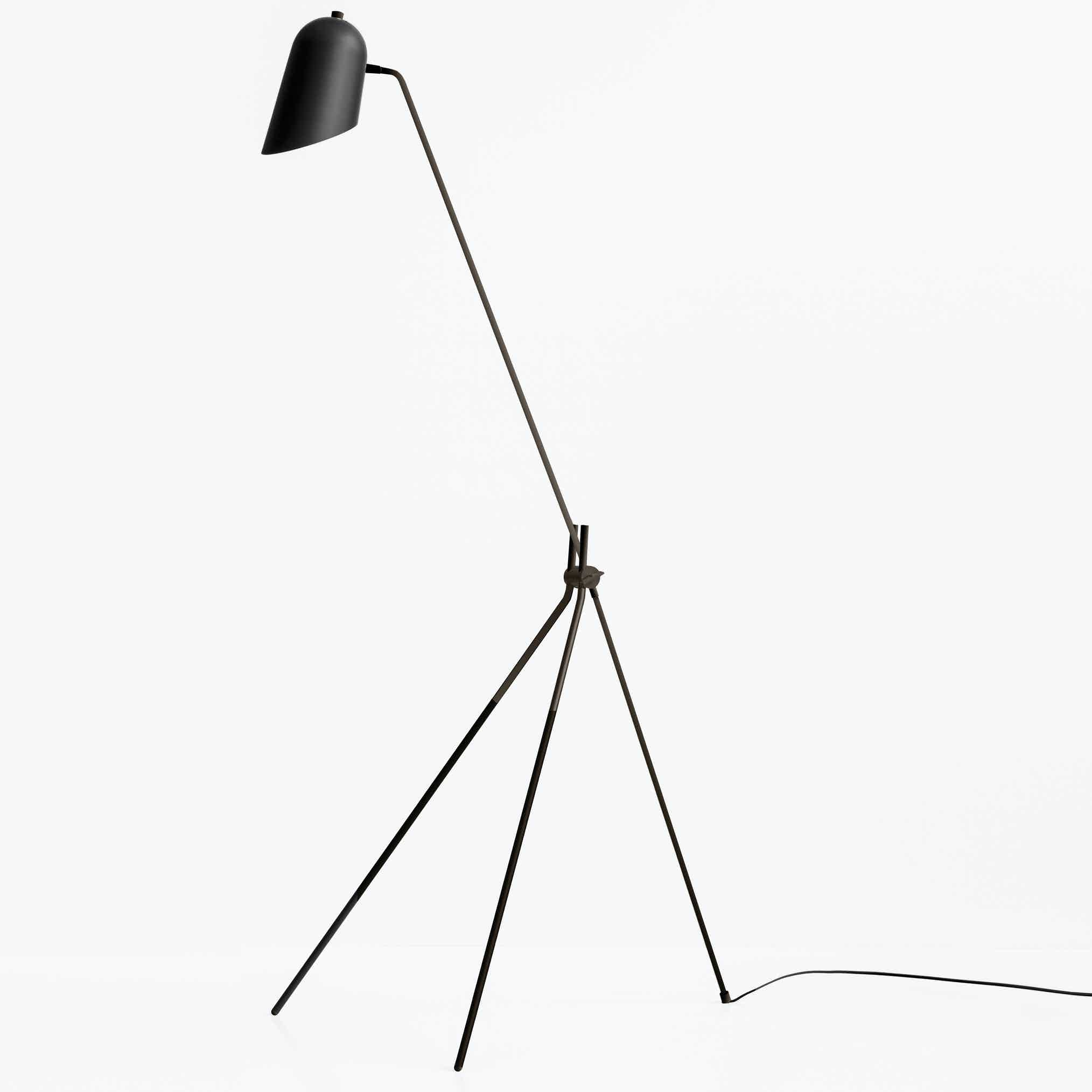 Lambert Et Fils Cliff Floor Lamp Thumbnail Haute Living