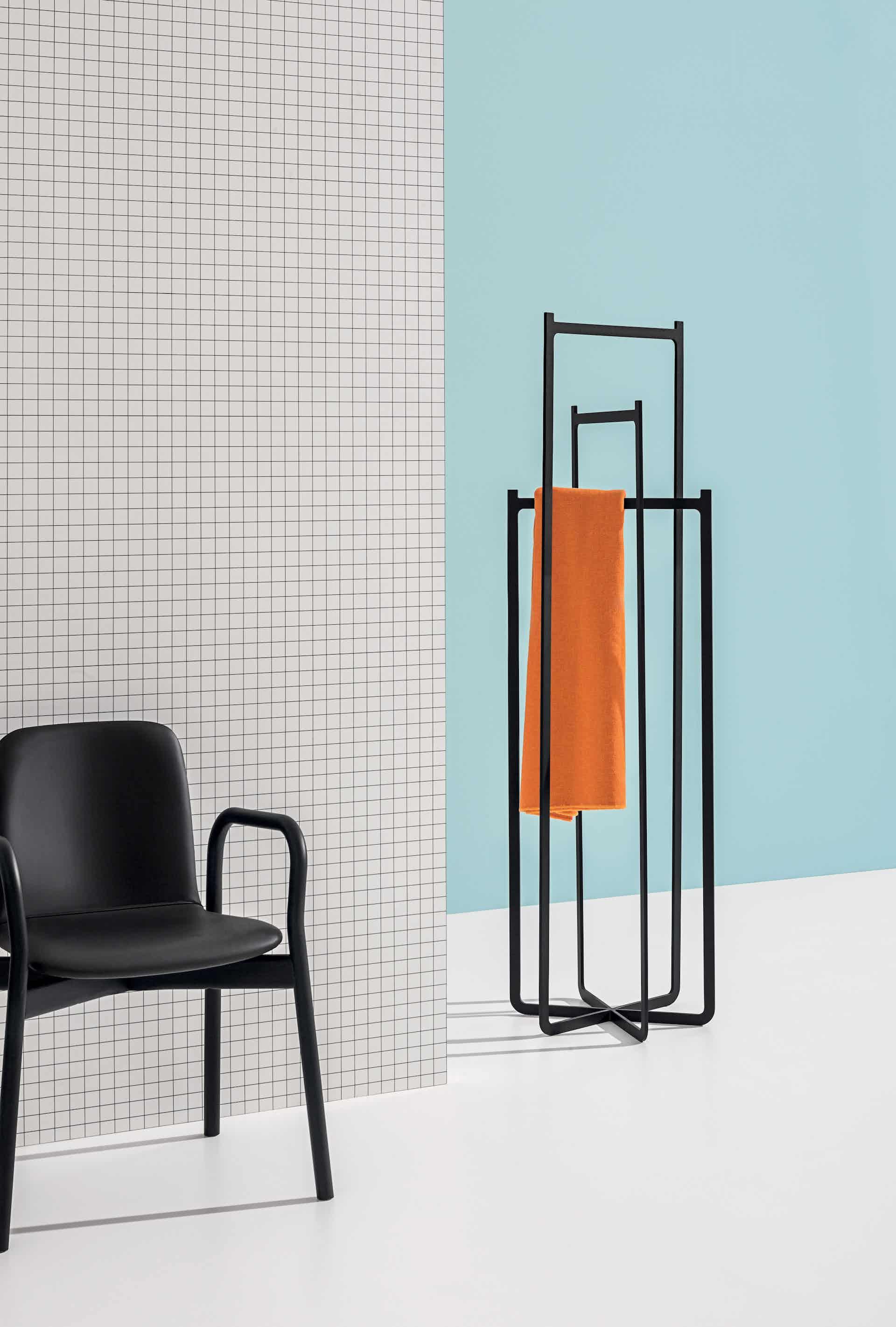Discipline Black Clip Coat Hanger Insitu Haute Living