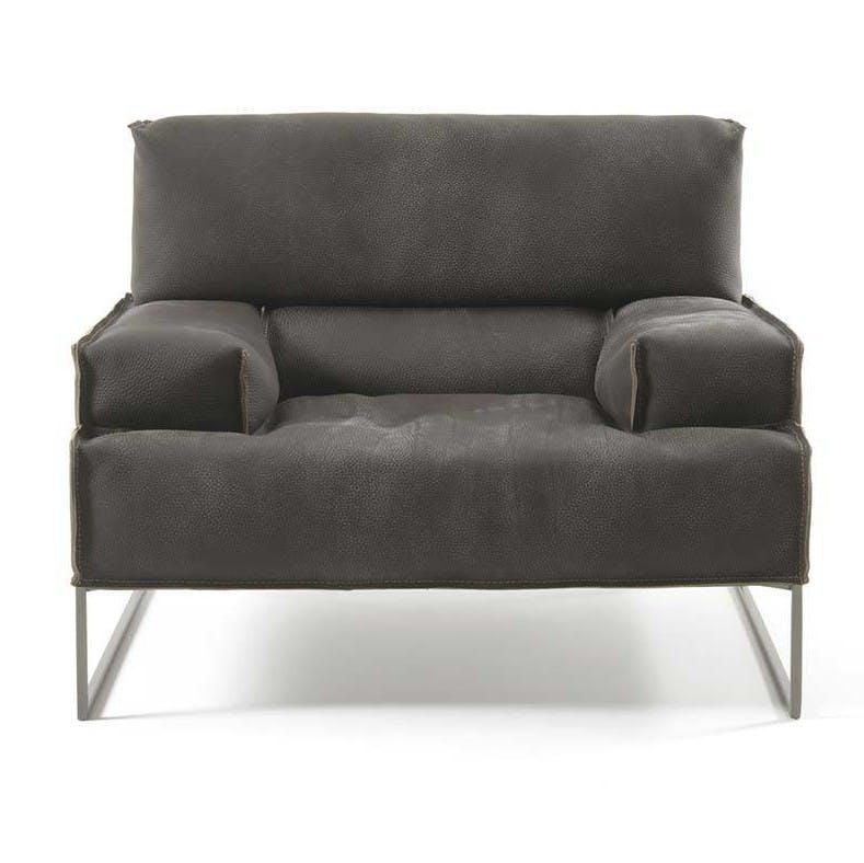 Frigerio Cloud Armchair Front Haute Living