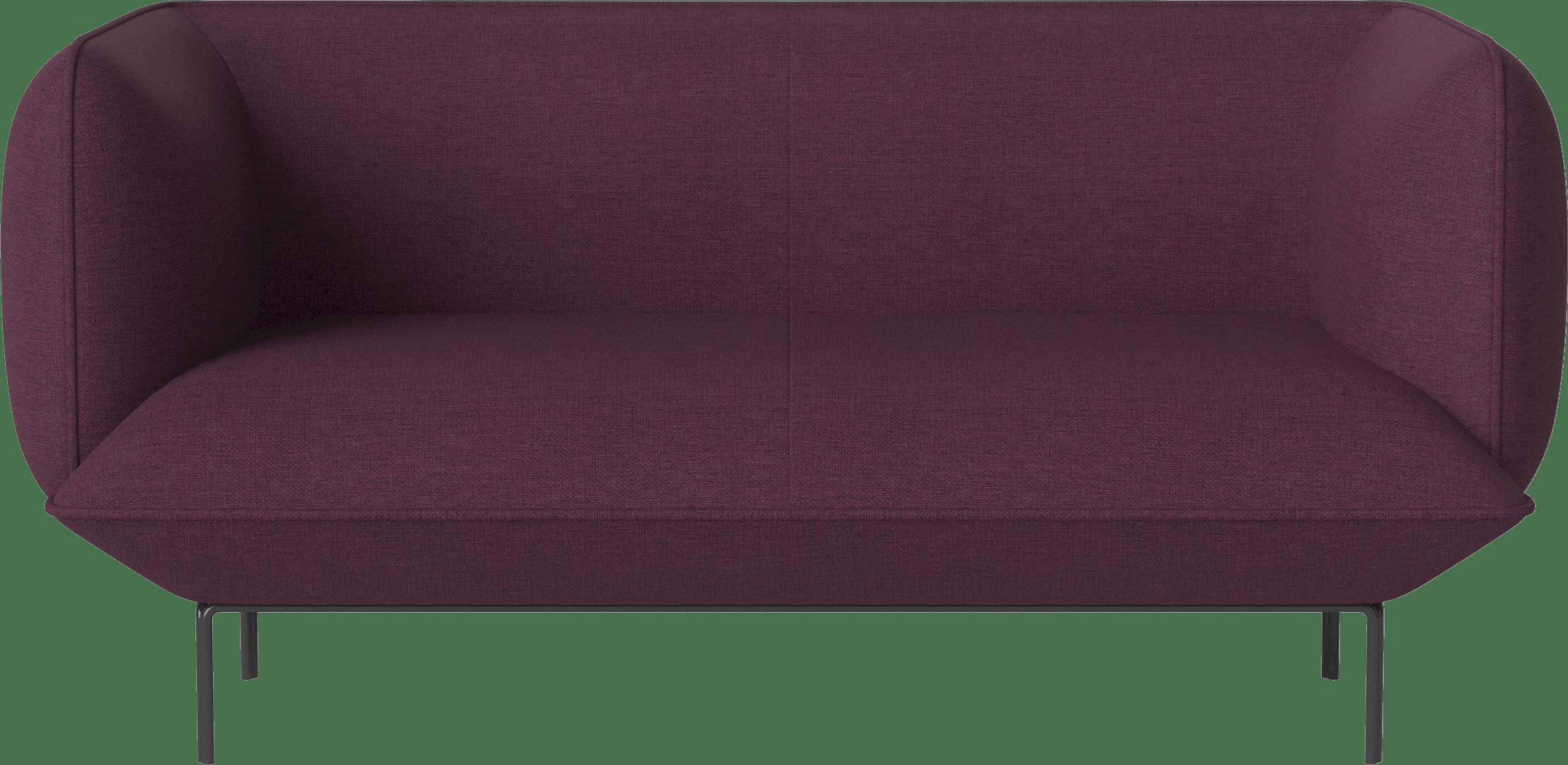 bolia burgundy cloud sofa haute living
