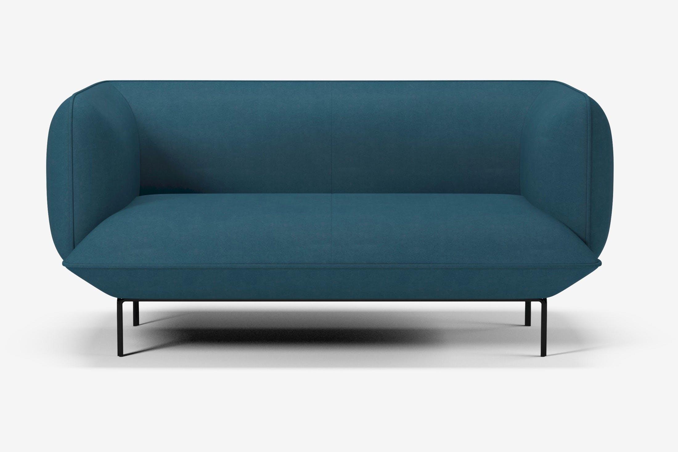 Bolia Blue Cloud Sofa Haute Living