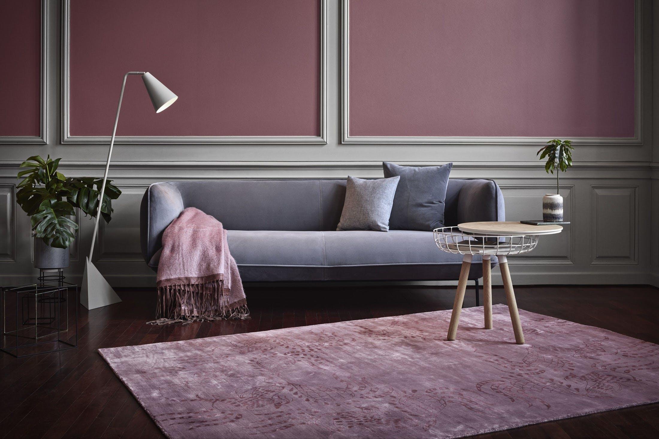 Bolia Velvet Cloud Sofa Insitu Haute Living