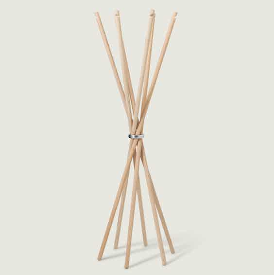 Mobel copenhagen coat rack haute living