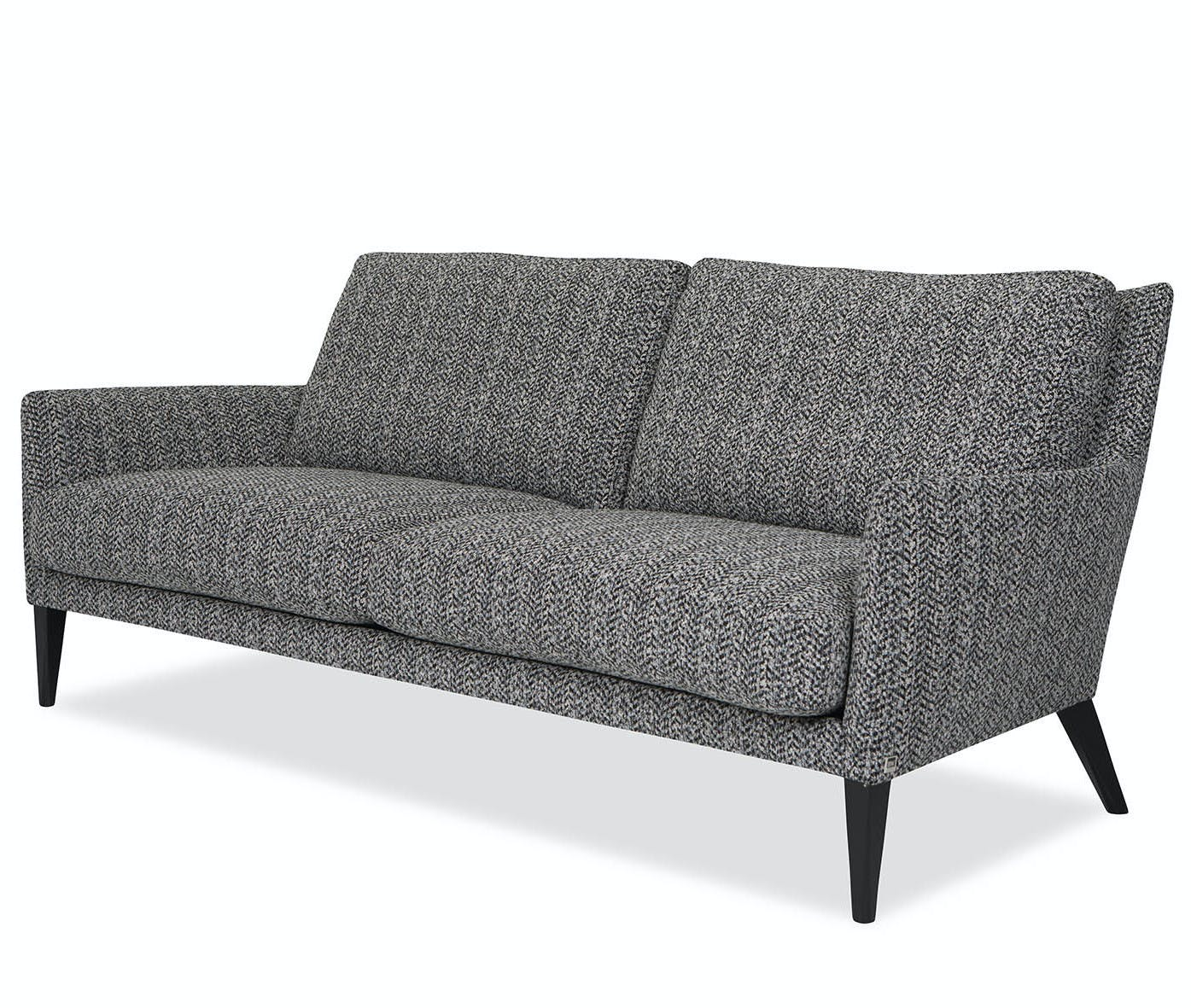 Jab Anstoetz Dark Grey Coco Sofa Haute Living