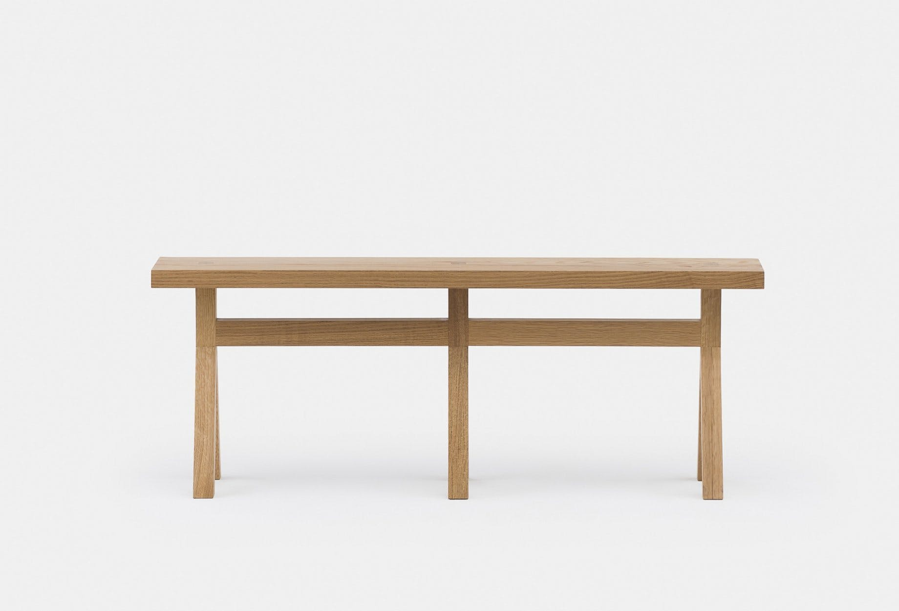 771 Commune Bench By Neri Hu In Danish Oiled Oak Frontweb 1840X1250