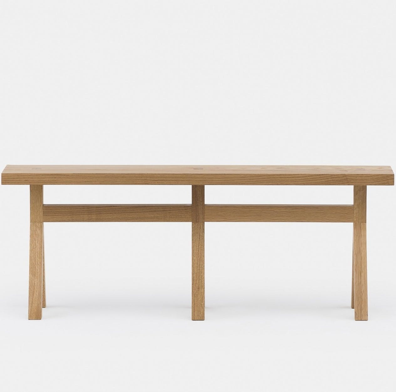 771 Commune Bench By Nerihu In Danish Oiled Oak Frontweb 1840X1250