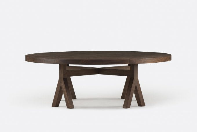Commune Coffee Table By Neri Hu In Walnut 2